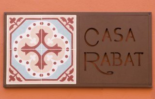 "ENTICDESIGNS CEMENT TILES: RURAL HOTEL ""CASA RABAT"""